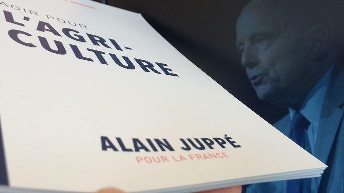 Programme agricole d'Alain Juppé