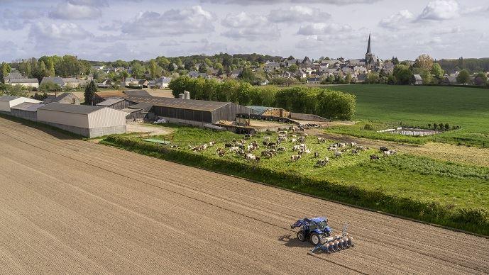 Quoi que la France fasse pour lutter contre le changement climatique, son potentiel nourricier diminuera dans les 20 ans à venir.
