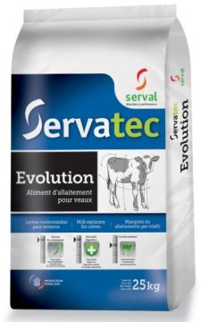 Serval révise ses gammes d'aliments d'allaitement
