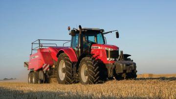 Massey Ferguson 7624, un tracteur sobre, puissant et efficace