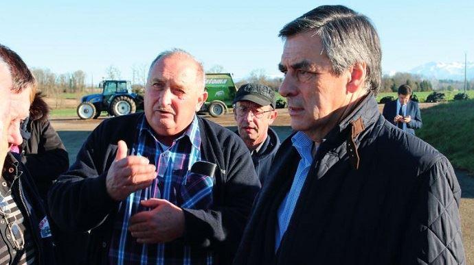 Extrait du document programme de François Fillon, candidat à la primaire de la droite et du centre, pour l'agriculture
