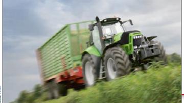 Deutz-Fahr TTV 630: le plus puissant tracteur à variation continue de la marque