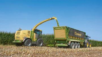 Arrêt au stand pour les Big X 700 et 770: changement de moteur!