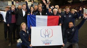 Plus insolite que les JO à Paris, un championnat du monde à Le Dorat en 2019