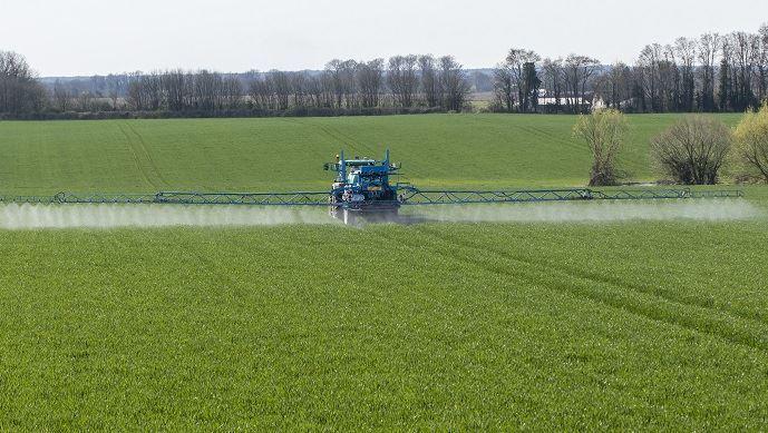 Traitement avec des produits phytosanitaires