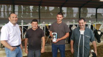 En Direct des Éleveurs qui ont repris en main la commercialisation de leur lait