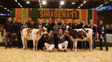 Jusqu'à 13500 euros pour DKR Babydoll à la vente aux enchères Paris Dairy Sale
