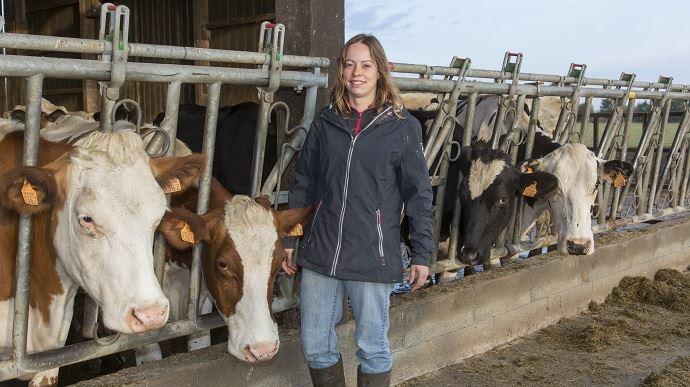 Ces dernières années, quatre installations sur dix en agriculture sont assurées par des femmes.