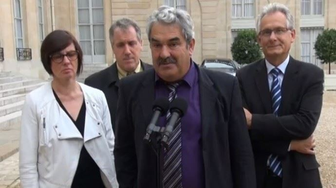 Les représentants du Modef ont été reçus à plusieurs reprise par François Hollande à l'Elysée au cours de ce quinquennat.