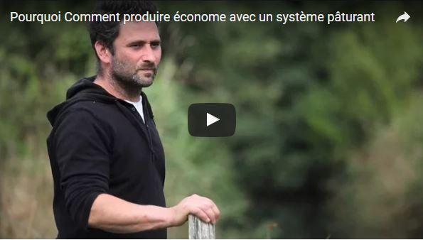 Alain Davy: «J'ai amélioré mes résultats économiques avec un système pâturant»