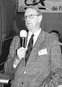 Décès de Bernard Pinteaux, ex-président de Prim'holstein France (1980-1993)