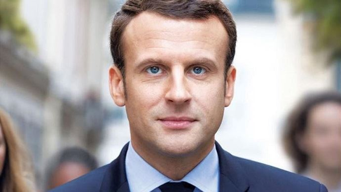 Emmanuel Macron a été élu président de la République dimanche 7 mai 2017.