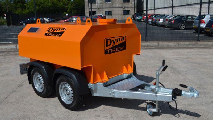 Remorque TC960 de Dyna Touraine