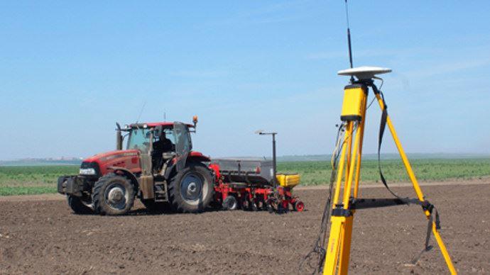 Cette fusion créer un champion du de l'électronique agricole
