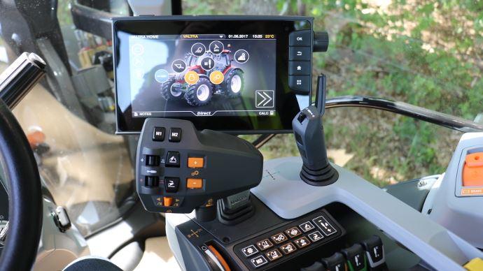 SmartTouch: l'heure du numérique a sonné chez Valtra!