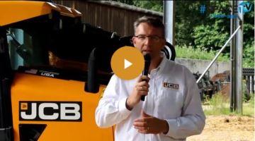 JCB Teleskid: un nouveau type de machine agricole