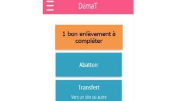 BDPorc crée une application pour remplir les bons d'enlèvement en ligne