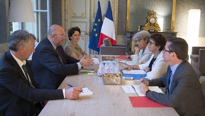 Etats généraux de l'alimentation: Emmanuel Macron absent de la première journée