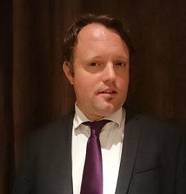 Frédéric Courleux , conseiller en  charge de la direction des études du think tank Momagri.