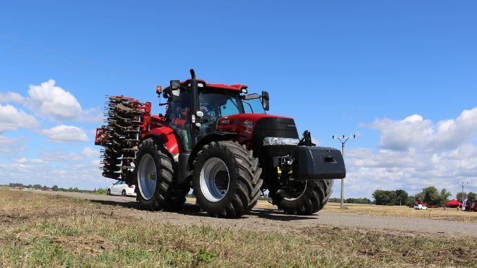 Tracteur Case IH Puma 240 CVX