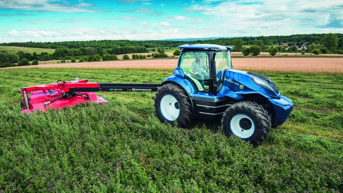 New Holland Methan Power