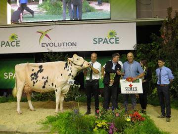 La Finistérienne Capj Irana couronnée grande championne du Space 2017