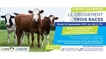 Découvrez le croisement ProCross lors des portes ouvertes en Ille-et-Vilaine
