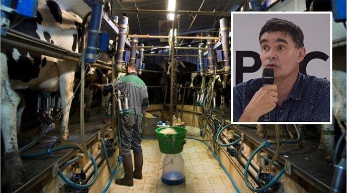 Gérard You: «Le prix du lait pourrait très vite atteindre un plafond»
