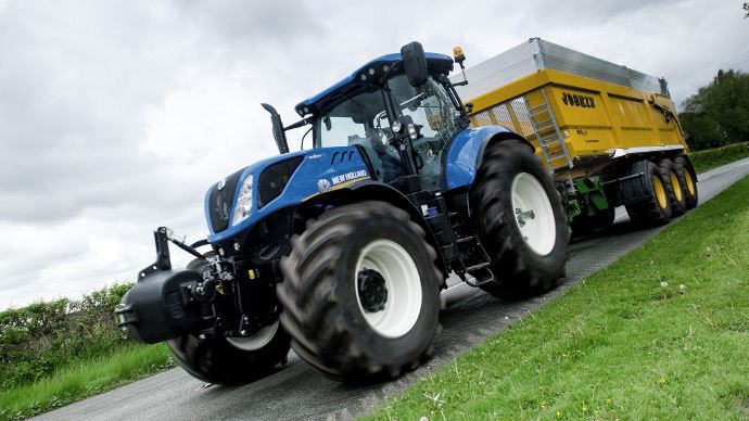New Holland T7 2018