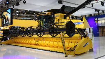CR 10.90, la nouvelle Revelation de New Holland !