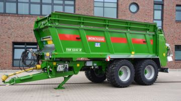Bergmann TSW 6240 W: précis et respectueux de l'environnement