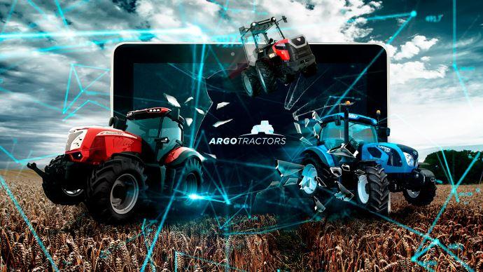 Argo Tractors se digitalise