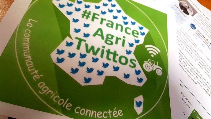 La communauté des agritwittos se réunit à la Ferme Expo Tours les 18 et 19 novembre 2017.