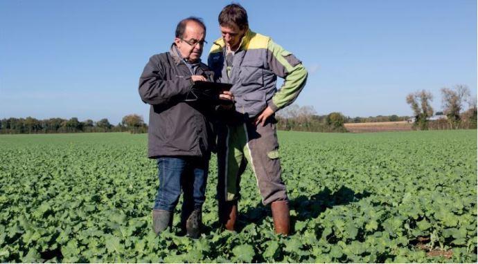 Acteur du big data agricole, Smag, filiale d'Invivo, revendique la gestion des données de 12 millions d'hectares, soit environ un tiers de la SAU française.