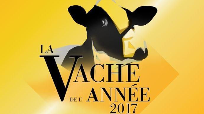 Corrida (Roumare x Manager MT) du Gaec du Bois Jean (61) remporte le titre de vache de l'année 2017