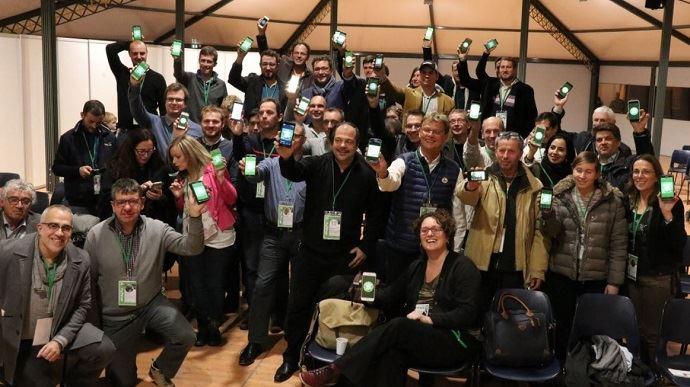 Samedi 18 et dimanche 19 novembre à Tours, environ 70 agriculteurs et acteurs du monde agricole, tous connectés et actifs sur Twitter, se sont rencontrés pour la première fois pour sceller l'association FranceAgriTwittos.