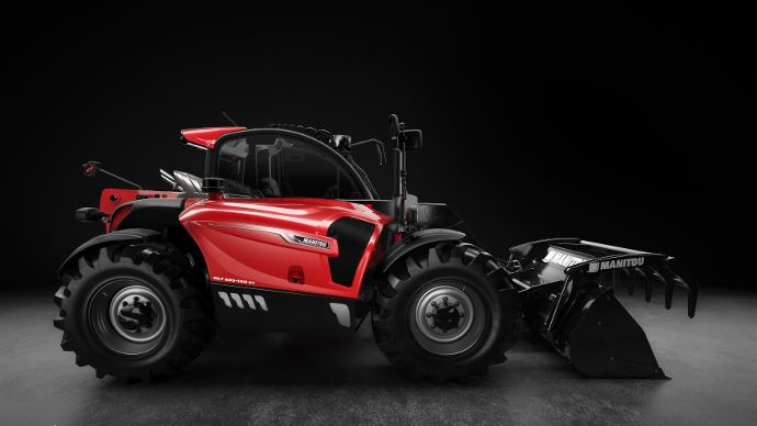 La gamme Manitou MLT New Ag