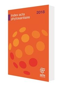Index acta phytosanitaire