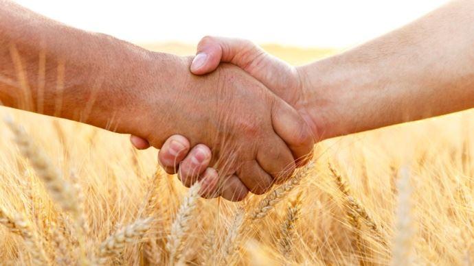 D'après un sondage de Web-agri, les cessions de ferme se font d'abord en famille puis au plus offrant et seulement ensuite à un jeune extérieur