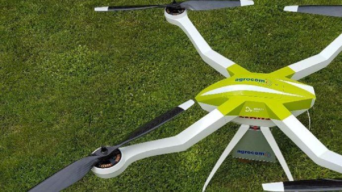 Drone Agrocom