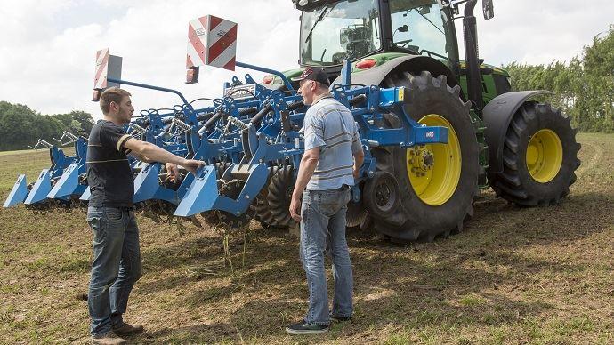 Les prix bas des céréales sur les marchés agricoles en 2017 pèsent toujours sur la santé économique des exploitations françaises.