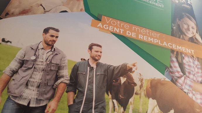 En 2018, les services de remplacement espèrent pourvoir 300 postes d'agents de remplacement pour faire face à la demande croissante de remplacement de la part des agriculteurs.