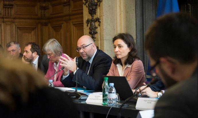 Comité de suivi des négociations commerciales