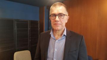 Damien Lacombe: «La priorité, c'est d'écouler le stock européen de poudre»