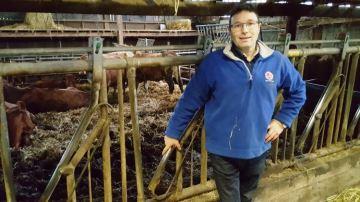 Yves Morel, éleveur, a divisé ses frais vétérinaires par cinq