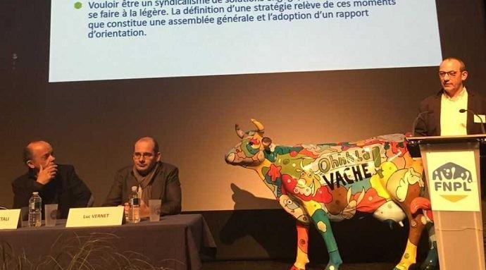 André Bonnard au Congrès FNPL