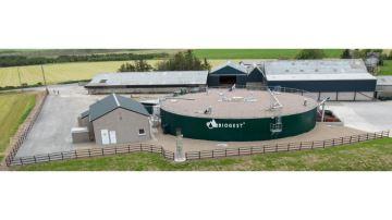 Le plus grosméthaniseur Biogest devrait s'installer en Mayenne!