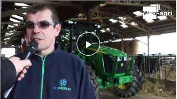 Frédéric Anty: «L'équipement d'un tracteur de plaine et le gabarit d'un 100ch»