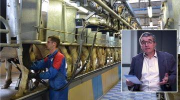 «Scénario assez probable» d'une reprise du prix du lait au second semestre