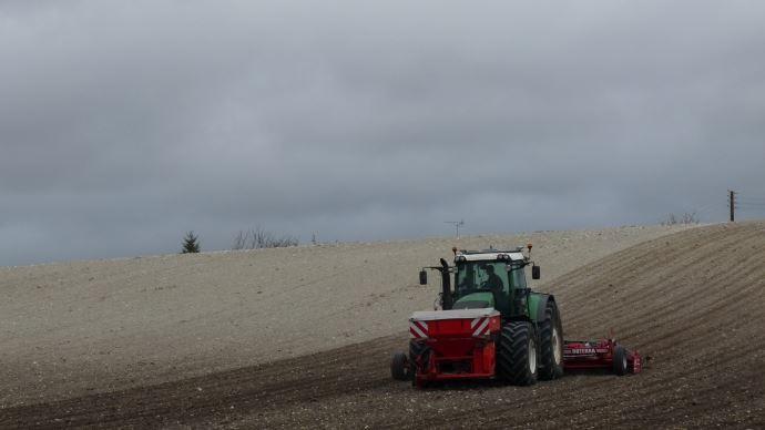 Inquiétude pour les semis de printemps en France et sur le continent américain